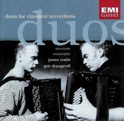 Duos for Classical Accordion